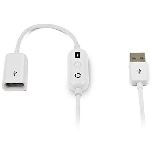 "NewerTech USB 2.0 Type-A Male to USB Type-A Female Extension Cable with Charge/Sync Switch (39"")"