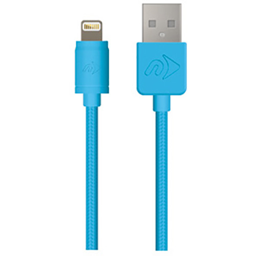 NewerTech Lightning to USB 2.0 Type-A Cable (1.6', Blue)