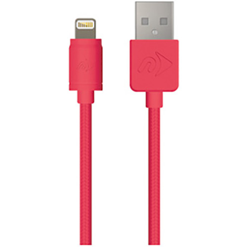 NewerTech Lightning to USB 2.0 Type-A Cable (1.6', Pink)
