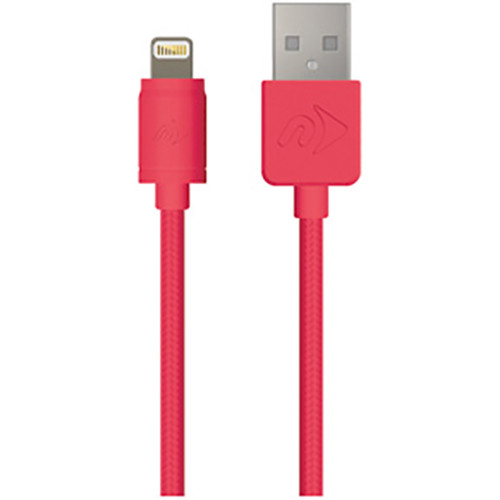 NewerTech Lightning to USB 2.0 Type-A Cable (6.6', Pink)