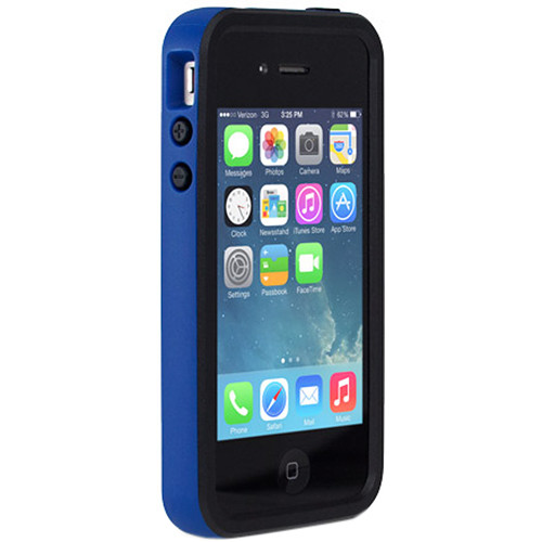 NewerTech NuGuard KX X-treme Protection Case for iPhone 4/4s (Midnight)
