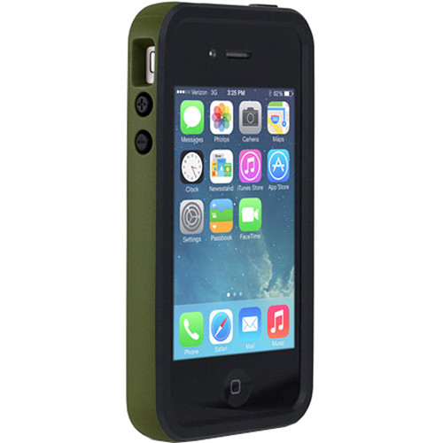 NewerTech NuGuard KX X-treme Protection Case for iPhone 4/4s (Nubar Forest)