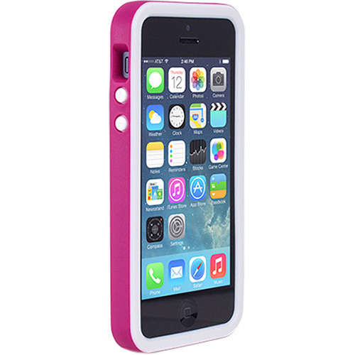 NewerTech NuGuard KX X-treme Protection Case for iPhone 5/5s/SE (Rose)