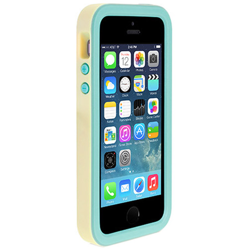 NewerTech NuGuard KX X-treme Protection Case for iPhone 5/5s/SE (Retro Rain)