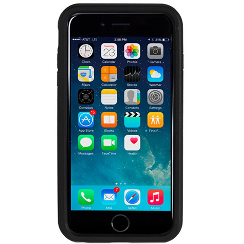 NewerTech NuGuard KX Protective Case for iPhone 6/6s (Black)