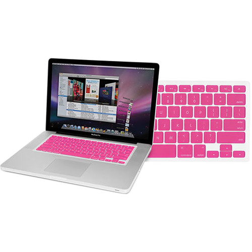 NewerTech NuGuard Keyboard Cover for Select MacBooks (Pink)