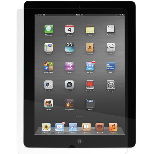 NewerTech NuVue Screen Protector for iPad 2, 3, or 4 (Clear)