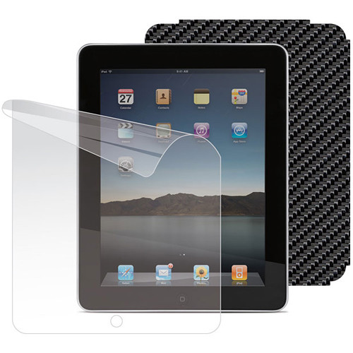 NewerTech NuGuard Protection Kit for iPad (Carbon)