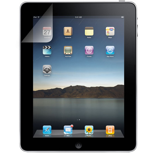 NewerTech NuVue Clear Screen Protector for iPad