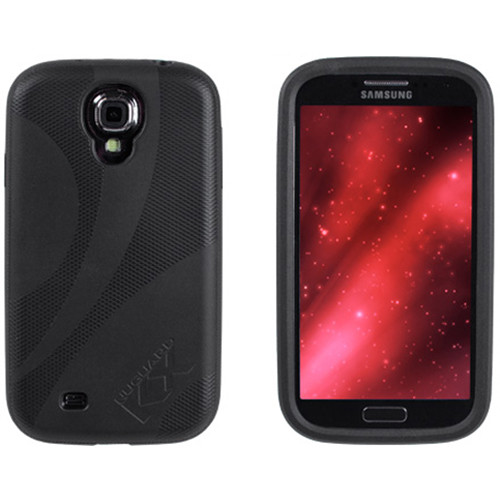 NewerTech NuGuard KX Protective Case for Samsung Galaxy S4 (Black)