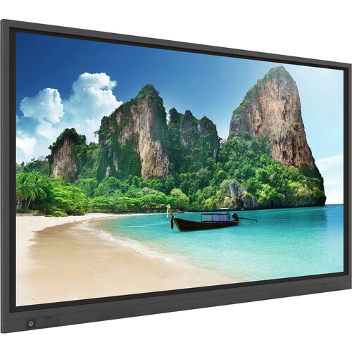 """Newline IP Series 55"""" 4K UHD Interactive LED Multi-Touch Display"""