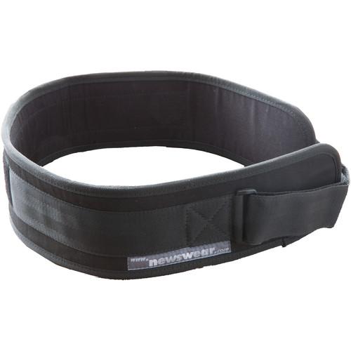"""Newswear Championship Belt Large, 41-51"""" Waist (Black)"""
