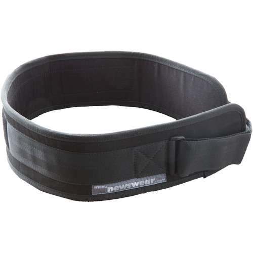 "Newswear Championship Belt Large, 41-51"" Waist (Black)"