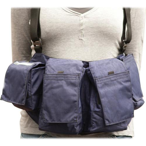 Newswear Womens Medium Chestvest (Navy Blue)