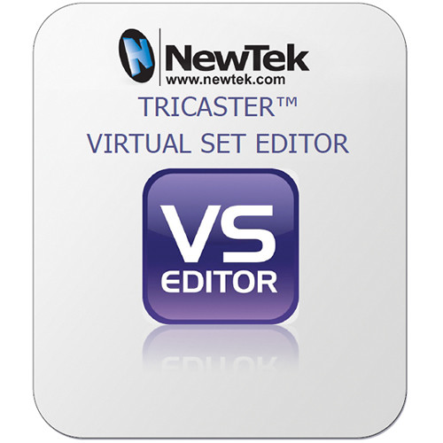 NewTek Virtual Set Editor 2 (Upgrade)