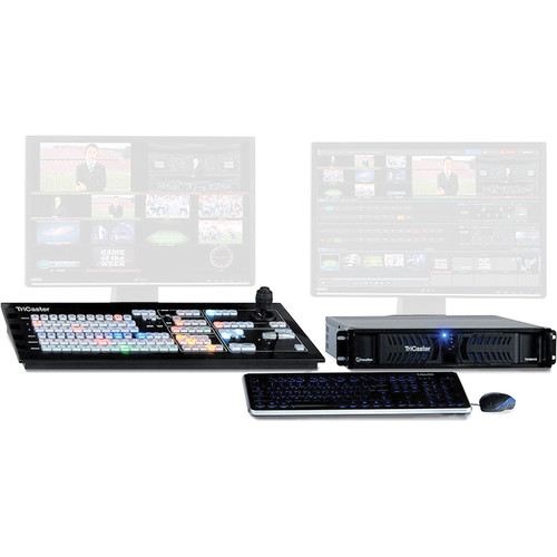 NewTek TriCaster 410 with Control Surface Education Edition