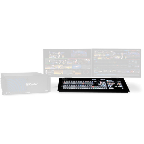 NewTek TriCaster 860 Control Surface (Educational Version)