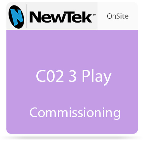 NewTek C03 Workflow Commissioning