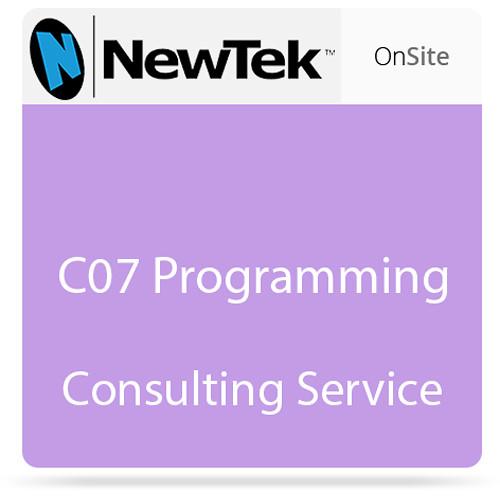 NewTek C07 Programming Consulting Service