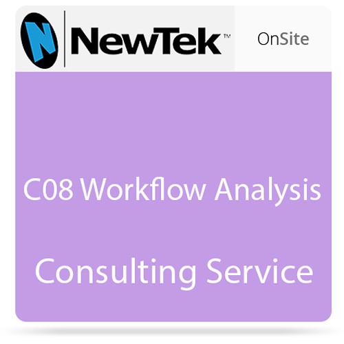 NewTek C08 Workflow Analysis Consulting Service