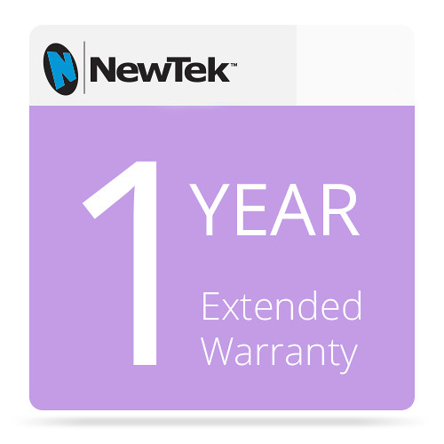 NewTek Extended Hardware Warranty Renewal for TriCaster 410