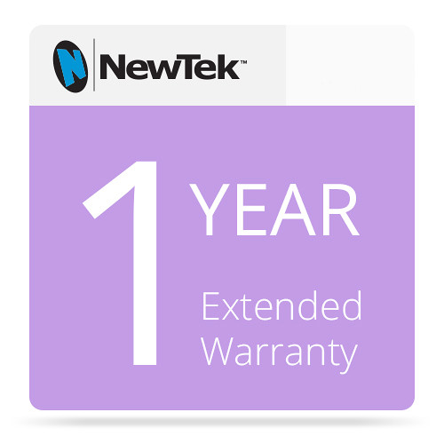 NewTek Extended Hardware Warranty for TriCaster Mini HD-4 SDI