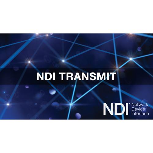 NewTek NDI Transmit (Download)