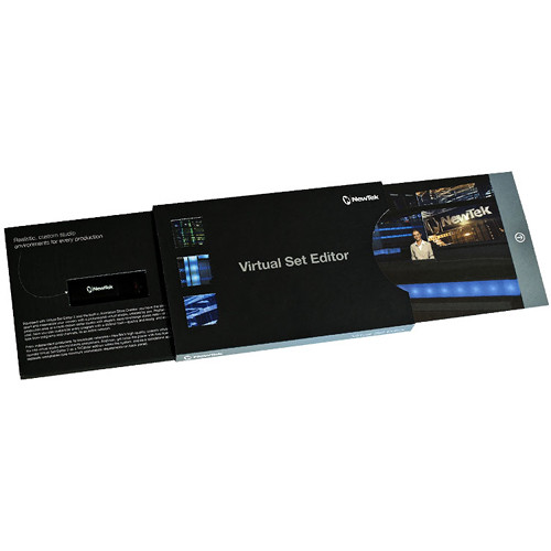 NewTek Virtual Set Editor Advanced Edition (Download)