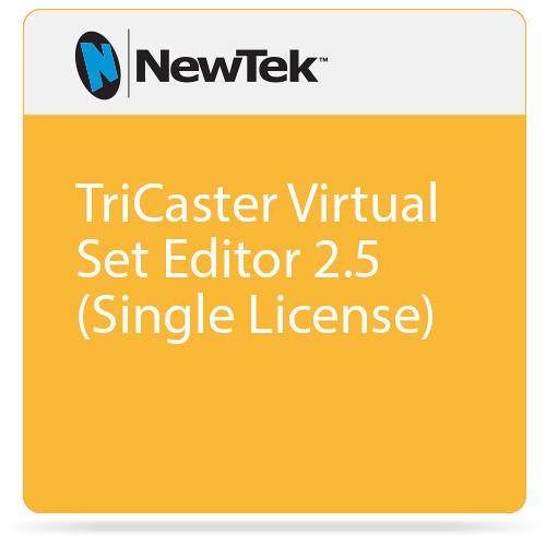 NewTek Virtual Set Editor 2.5 (Download)