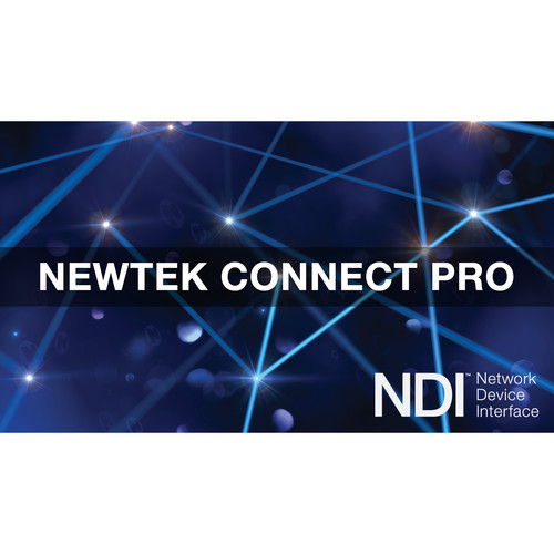 NewTek Connect Pro (Download)