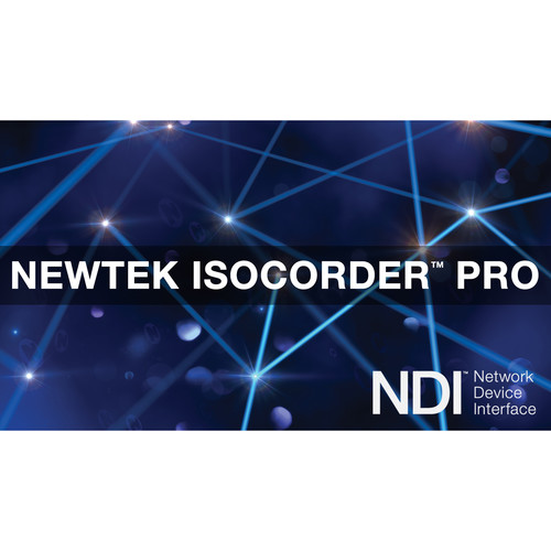 NewTek IsoCorder Pro (Download)