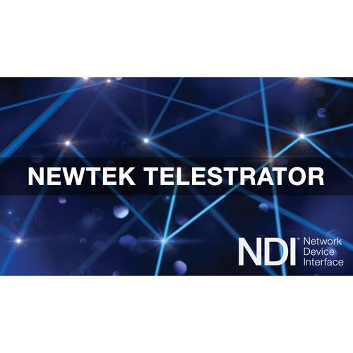NewTek NDI Telestrator (Download)