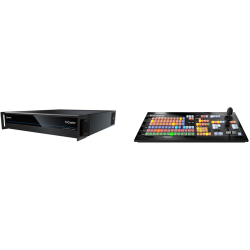 NewTek TriCaster TC1 Video Switcher & Small Control Panel Kit