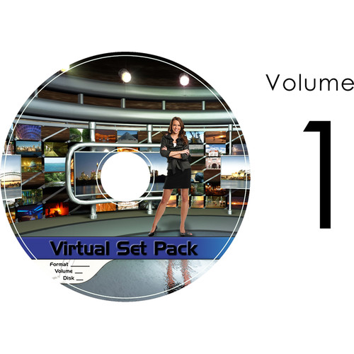 NewTek Virtualsetworks Virtual Set Editor Pack 1 Coupon Code (Download)