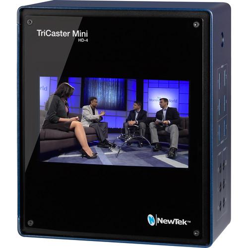 NewTek TriCaster Mini Advanced HD-4i