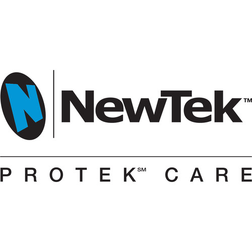 NewTek Protek Care for NC1 I/O IP (Initial 2 Year Coverage)