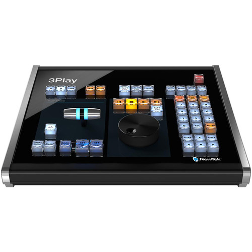 NewTek 3Play 3P1 Control Surface (for 3Play 4800 and 3Play Mini Registered Customers)