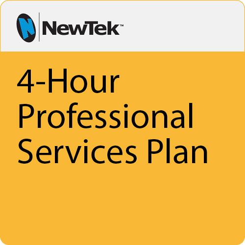 NewTek 4-Hour Professional Services Plan