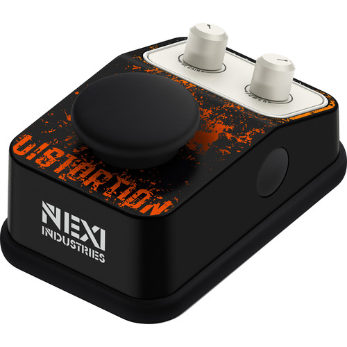 NEXI Industries Urban Series Distortion Pedal for Electric Guitar
