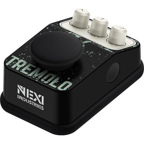 NEXI Industries Urban Series Analog Tremolo Pedal for Electric Guitar