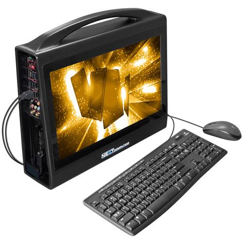NextComputing Edge P100 Creative Pro Mobile Workstation