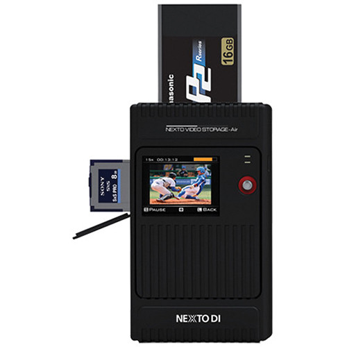 NEXTO DI 750GB Video Storage Air with Built-in HDD