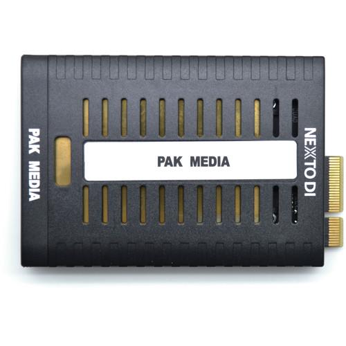 NEXTO DI AJA PAK Media Module for the NSB-25