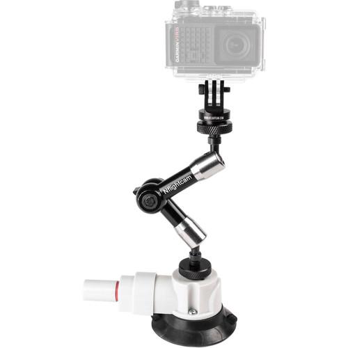 Nflight Technology LLC Ultimate Action Camera Cockpit Mounting Kit