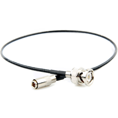 Niceyrig SDI Coaxial Cable for Blackmagic Video Assist Monitor (1.6')