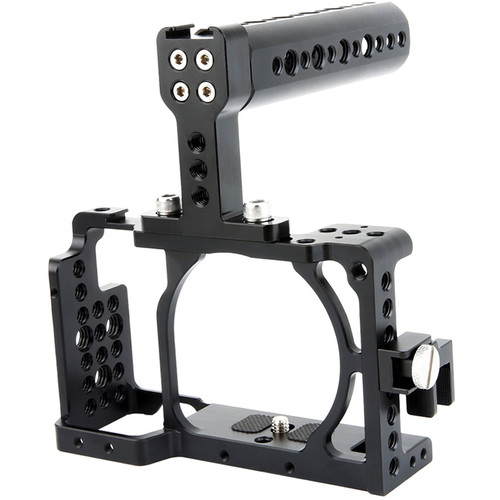 Niceyrig Camera Cage and Accessory Kit for Select Sony Cameras