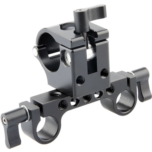 Niceyrig 25mm Rod Clamp Mount with Dual 15mm Rod Clamp for Stabilizer