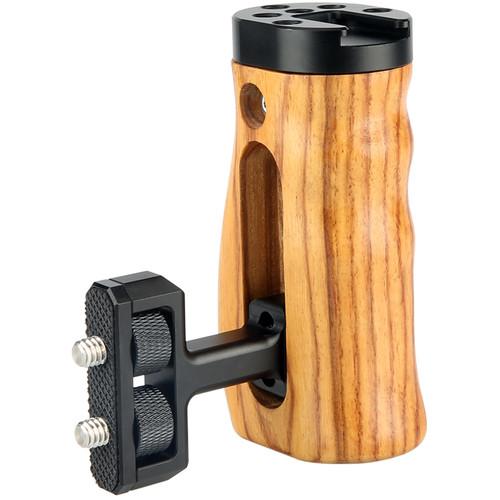Niceyrig Universal Wooden Side Handle (Left Side)
