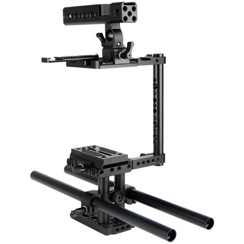 Niceyrig Adjustable Camera Half Cage Quick Release Kit