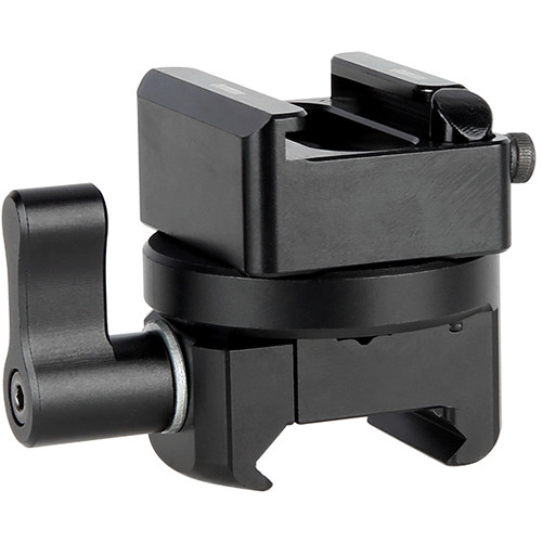 Niceyrig Cold Shoe Mount with Nato Rail Clamp